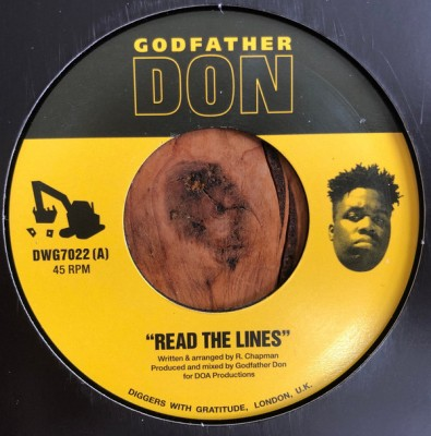 Godfather Don - Read The Lines / Hazardous