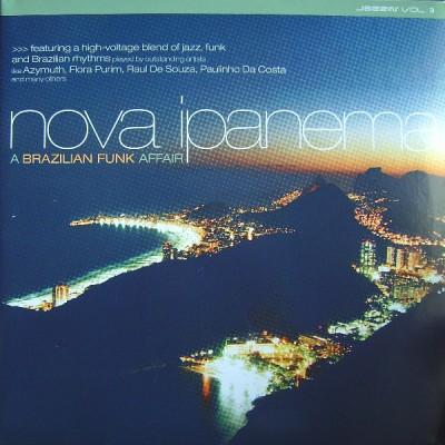 Various - Nova Ipanema - A Brazilian Funk Affair