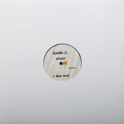 Gang Starr - Steez