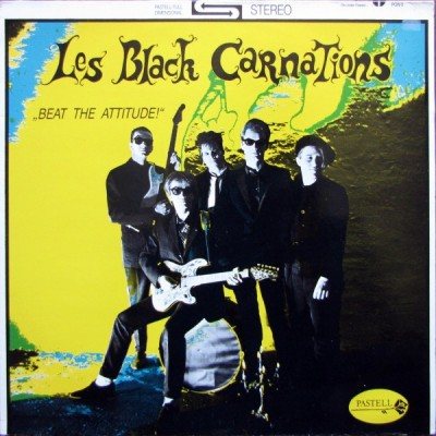 Les Black Carnations - Beat The Attitude