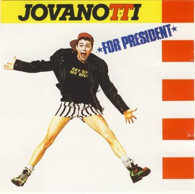 Jovanotti - Jovanotti For President