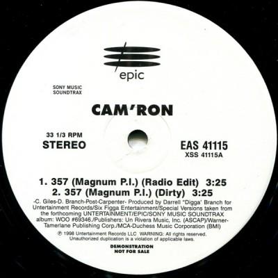 Cam'ron - 357 (Magnum P.I.)