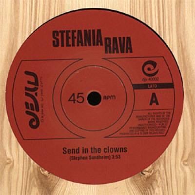 Stefania Rava - Send In The Clowns / Jubilee