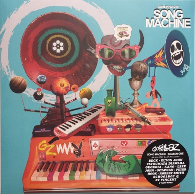 Gorillaz - Song Machine Season One