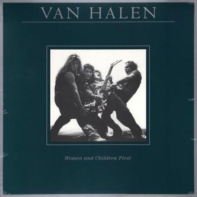 Van Halen - Women And Children First