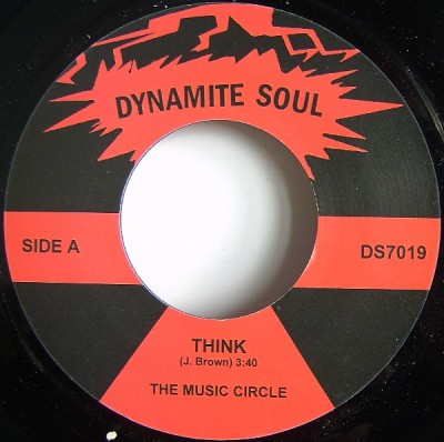 Music Circle, The - Think / Chameleon
