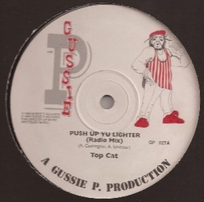 Top Cat - Push Up Yu Lighter