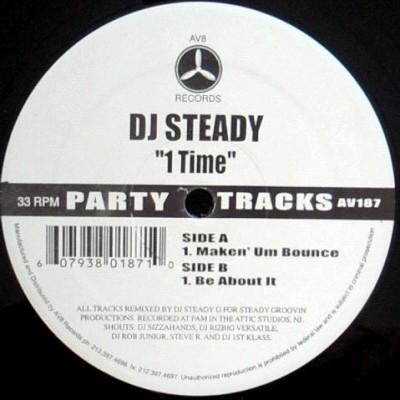 Steady G - 1 Time