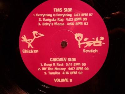 Various - Chicken Scratch Volume 8
