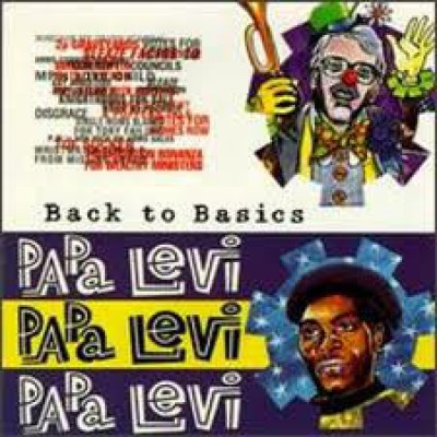 Papa Levi - Back To Basics
