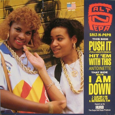 Salt 'N' Pepa - Push It (Full Length Remix)