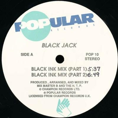 Black Jack - Black Ink Mix