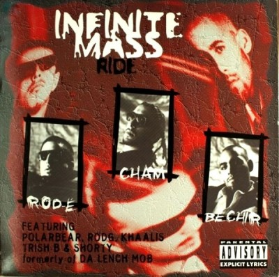 Infinite Mass - Ride / Trique Slappin' Clique