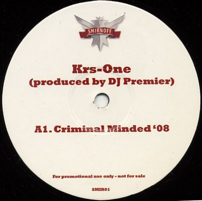 KRS-One / Common / Q-Tip - Criminal Minded '08 / The Light '08 / Midnight '08