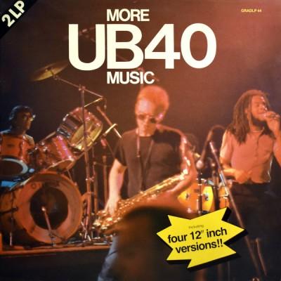 UB40 - More UB40 Music