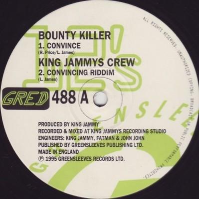 Bounty Killer - Convince