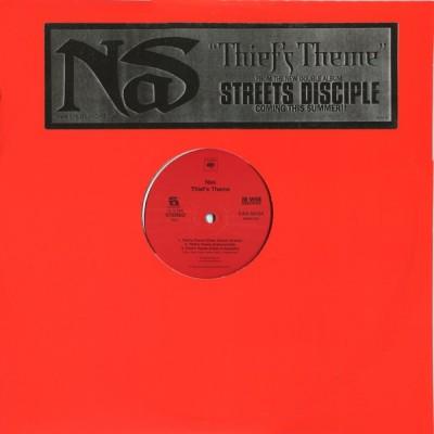 Nas - Thief's Theme