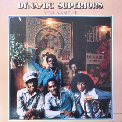 Dynamic Superiors - You Name It