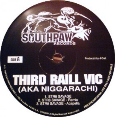 Third Raill Vic - Str8 Savage / Cheese Please