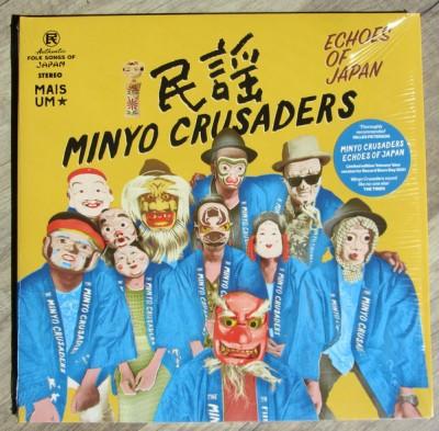 Minyo Crusaders - Echoes Of Japan = エコーズ・オブ・ジャパン