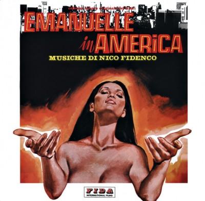 Nico Fidenco - Emanuelle In America (Colonna Sonora Originale Del Film)