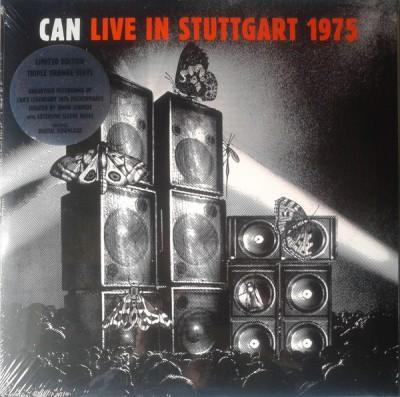 Can - Live In Stuttgart 1975