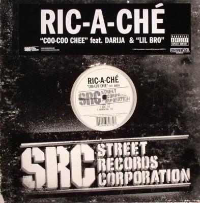 Ric-A-Che - Coo-Coo Chee / Lil Bro