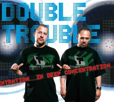 Double Trouble - In Deep Concentration
