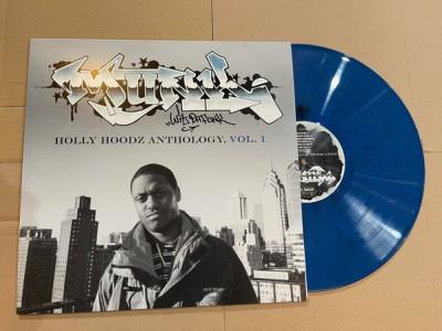 Munk Wit Da Funk - Holly Hoodz Anthology, Vol. 1 (Blue Vinyl)
