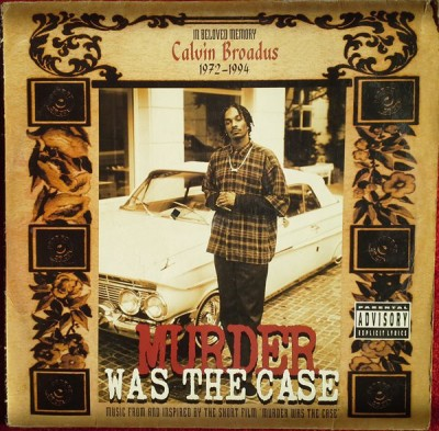 "Various - Murder Was The Case (Music From And Inspired By The Short Film ""Murder Was The Case"")"