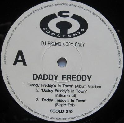 Daddy Freddy - Daddy Freddy's In Town