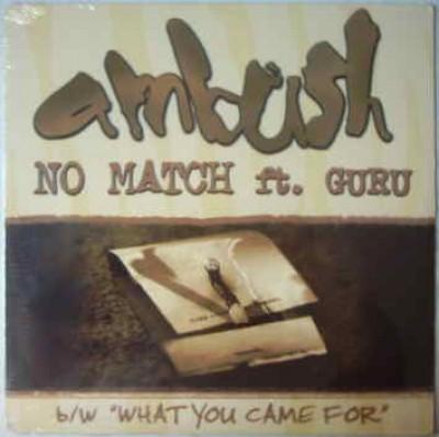 Ambush - No Match