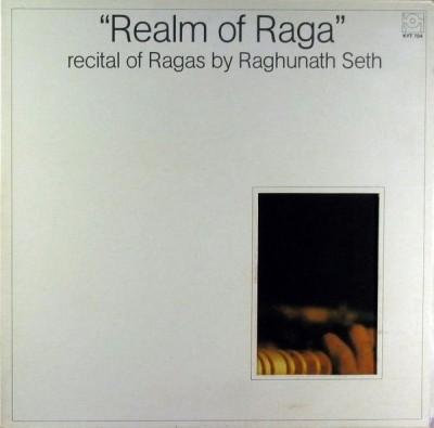 Raghunath Seth - Realm Of Raga