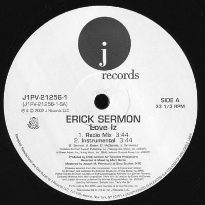 Erick Sermon - Love Iz