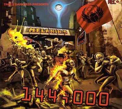 Melanin 9 - 144,000