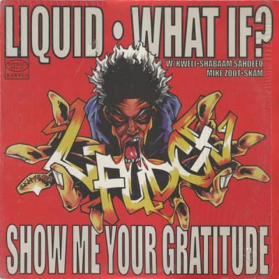 L-Fudge - Liquid / What If? / Show Me Your Gratitude