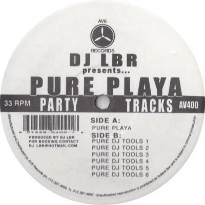 DJ LBR - Pure Playa