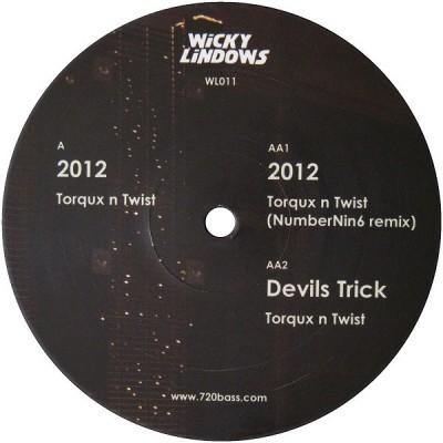 Torqux - 2012 / Devils Trick