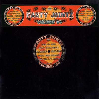 Various - Party Jointz Volume 04