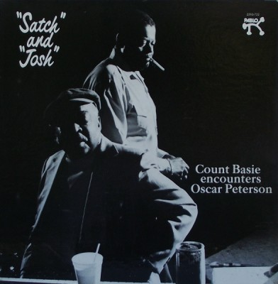 "Oscar Peterson And Count Basie - ""Satch"" And ""Josh"""