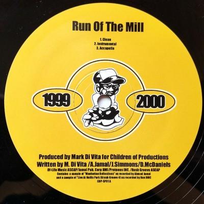 Spaztik MC - L.I.S.A./ Run Of The Mill