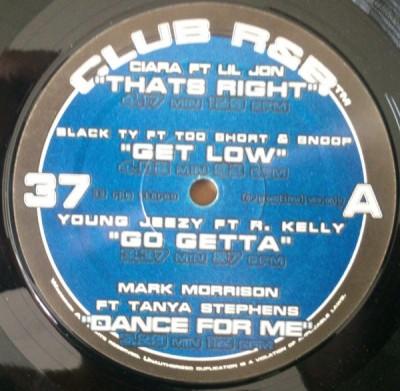 Various - Club R&B 37