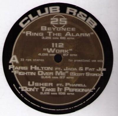 Various - Club R&B 25
