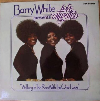 Barry White - Walking In The Rain With The One I Love