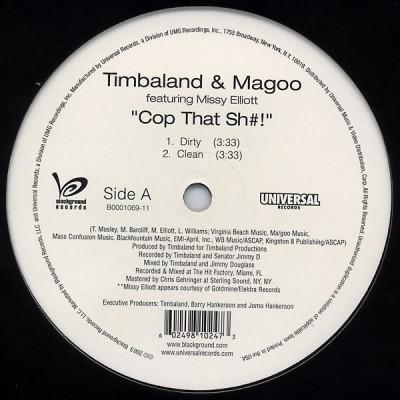 Timbaland & Magoo - Cop That Sh#!