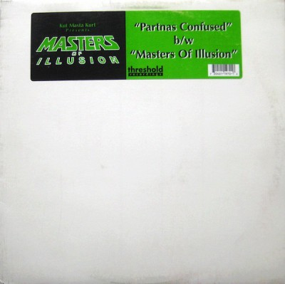 Kut Masta Kurt - Partnas Confused / Masters Of Illusion