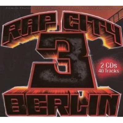 V.A. - Rap City Berlin 3