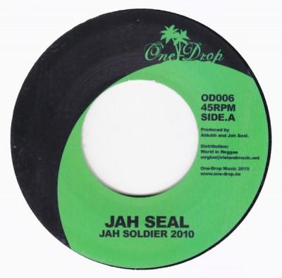 Jah Seal - Jah Soldier 2010