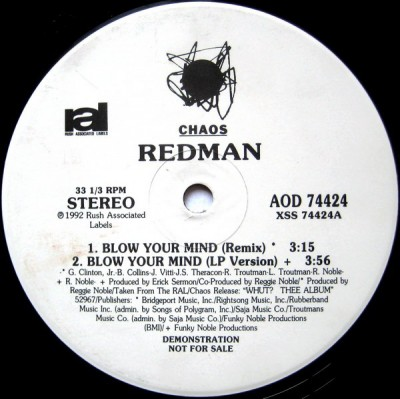 Redman - Blow Your Mind