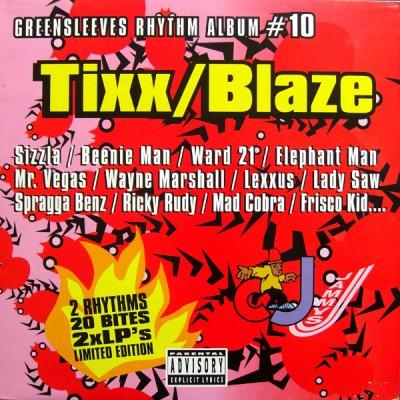 Various - Tixx / Blaze